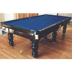 Pool Table with Aeramith Ball Set