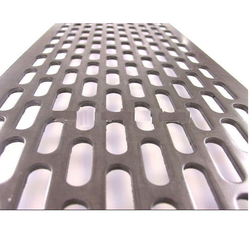 Slotted Perforated Sheet