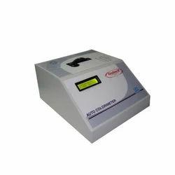 A-508 Advance Lab Auto Colorimeter