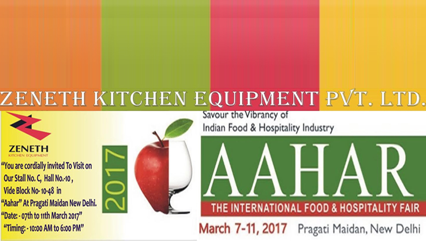 Zeneth Kitchen Equipment Pvt. Ltd.