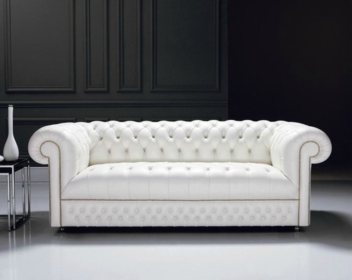 French Living Room Furniture Chesterfield Living Room Sofa