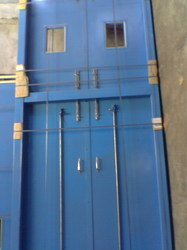 Steel Safety Door
