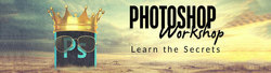 Photoshop Workshop - Learn The Secrets