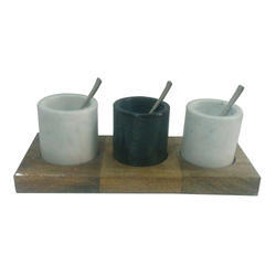 KW-273 Marble Salt And Pepper