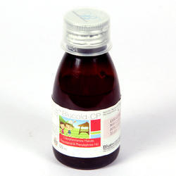 Blucold CP Syrup