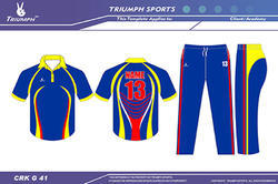 Mens Practice Uniforms For Cricket