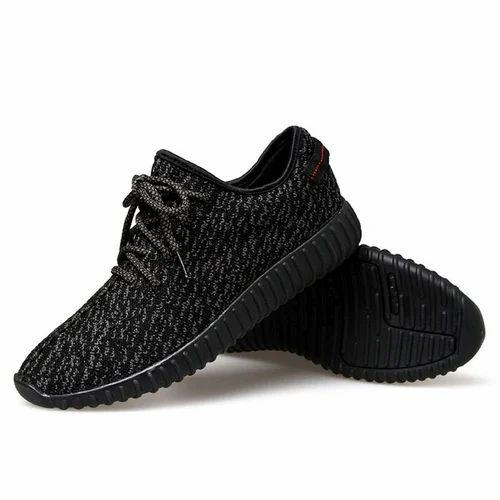 Running Shoe Mens Black Sports Shoes
