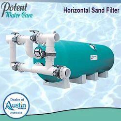 Horizontal Sand Filter