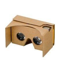 Google Virtual Reality Cardboard Box