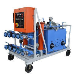 Transformer Oil Cleaning Systems