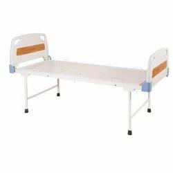 Semi Deluxe Hospital Plain Bed