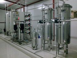 Commercial Reverse Osmosis Plant for Beverage Industries