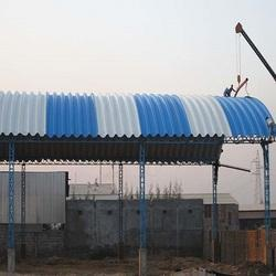 Self Supported Roofing Sheets