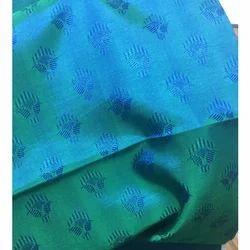 Paper Silk Jacquard Fabric