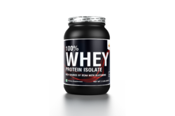 100% Whey Protein Isolate- 2 Lbs