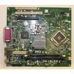 Dell Optiplex 755 Sff Server Motherboard Part No. 0hx555