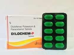 Pharma Franchise For Diclofenac Paracetamol Tablets