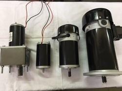 0.25HP 1500/3000 RPM 24/180V PMDC Motor