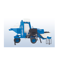 Reversible Concrete Mixer with Diesel Engine