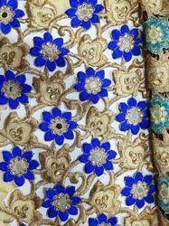 Cut Work Fabric