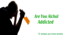 Alcohol De Addiction Powder