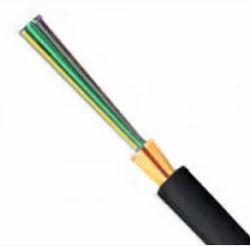 Unarmoured Fiber Optic Cables 2 Core, Unitube, Single Mode