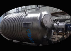SS Limpet Mixing Tank
