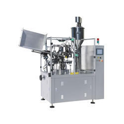 Monoblock Ointment Filling Sealing Machine