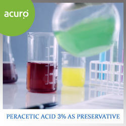 Peracetic Acid 4% Based Preservative