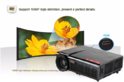 Egate P513 LED LCD Projector