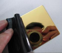 Gold Finish Stainless Steel Sheets