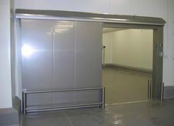 Industrial Cold Room Sliding Door. Get Best Quote