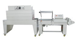 Shrink Tunnel & Pneumatic L Sealer