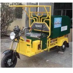 Electric Garbage Van