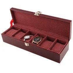 06  Red Wine  Watch Box