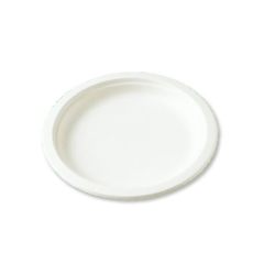 6 Inches Biodegredable Plate