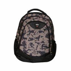 Infinit Backpack, Brown color school bag_