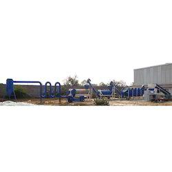 LD PP Film Washing Plant