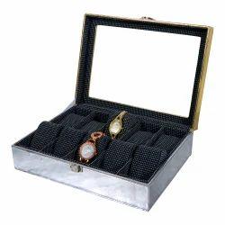 10 - Gold & Silver Watch Case