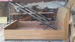 Wooden Hydraulic Cots