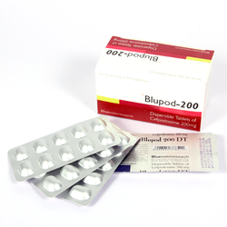 Cefpodoxime 200 mg Tablets