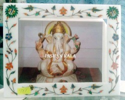 Inlay Marble Picture Frame