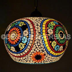 Antique Hanging Light