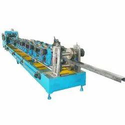 C&Z Purlin Machine