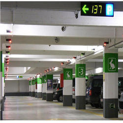 Parking Availability Management System