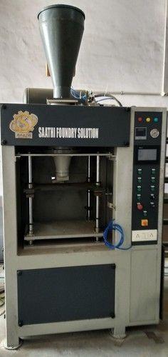 Single Cavity Core Box Machine