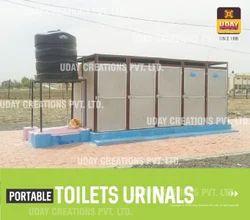 Portable Toilets & Urinals