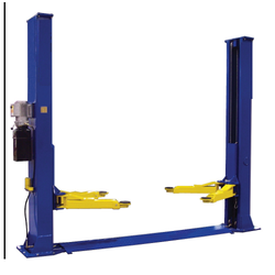 Double Cylinder  Hydraulic Post Lift (Base Floor)