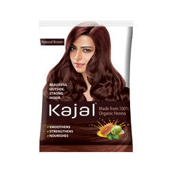 Brown Henna Dye Powder