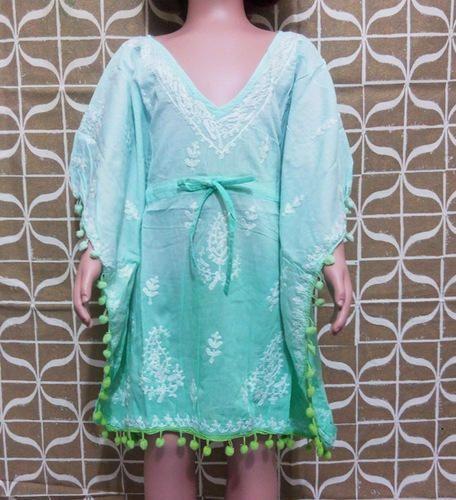 c92fc505fa Beautiful Kids Dresses Tunic Kaftan Lehenga Choli - Summer Cotton ...